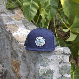 6 Panel Pelican Hat Demin