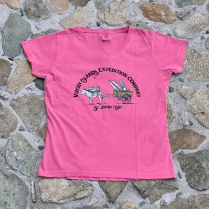 Womens Donkey Shirt Crunchberry