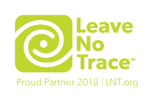 Proud Partner Leave No Trace
