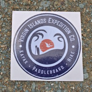 USVI Expeditions Sticker