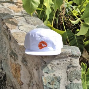 Runners Hat White