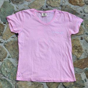 Womens Booby Bird Shirt Blossom Front