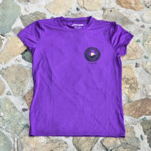 Expedition Surf Shirt Womens Purple Front